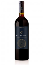 CAL Y CANTO ROBLE 2015 Tinto - Kastilien